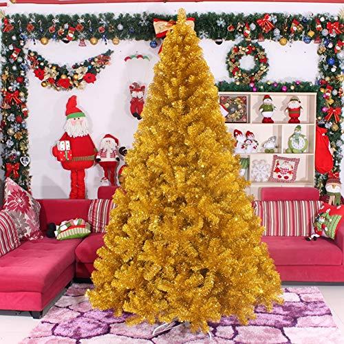 YGCLTREE Árbol de Navidad Artificial Soporte de árbol de Navidad Premium en Diferentes tamaños y...