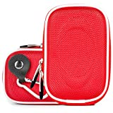 Vangoddy Camera Case (Red)