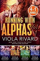 Running With Alphas: Volume 1: Shifter BBW Romance (Shifters of Appalachia Book 3) (English Edition)