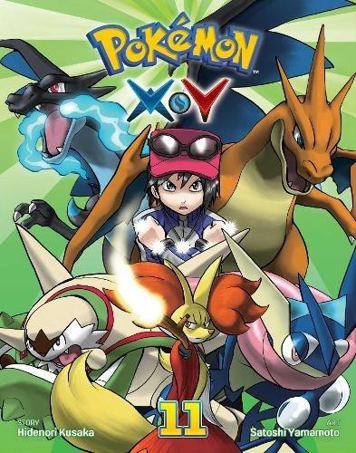 Pokemon X-Y 11 usato  Spedito ovunque in Italia