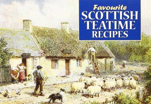 Scottish Teatime Recipes