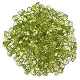 Peridot - Olivin 250 g mini Edelsteine Trommelsteine Größe ca. 2 - 4 mm schöne Farbe