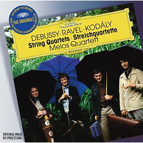 Ravel: String Quartet In F Major, M.35 - 3. Très lent