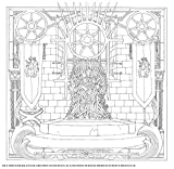Game of Thrones Coloring Book...
