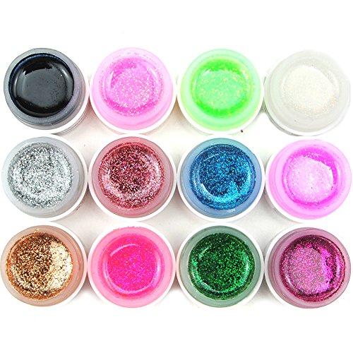 coscelia-color-solid-pure-glitter-uv-gel-set-builder-solid-nail-art-decoration-12-colors-small-glitt
