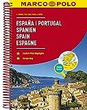 MARCO POLO Reiseatlas Spanien, Portugal 1:300 000 (MARCO POLO Reiseatlanten) -