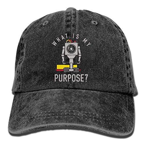 U-Only Purpose Man Female Adjustable Adults Jean Trucker Cap
