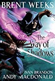 The Way Of Shadows: The Graphic Novel (The Night Angel Trilogy, Band 1)