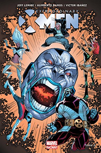 Extraordinary X-Men, Tome 2 : Les guerres d'Apocalypse par Collectif