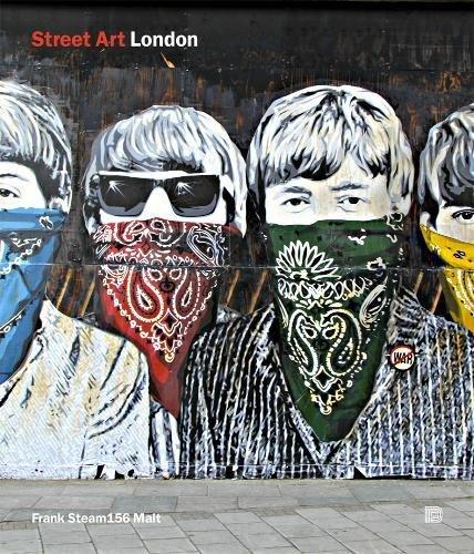 Street Art London par Frank Malt