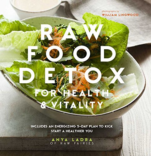 Raw Food Detox for Health and Vitality Cover Image