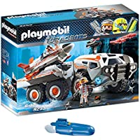 Playmobil Top Agents 2pcs. Set 9255 7350 Spy Team Battle Truck + Underwater Motor