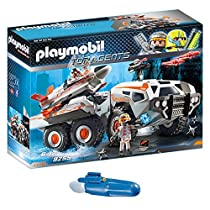 Set: 5 Mezzo d'assalto dello Spy TeamDrone 7350 moteur submersible