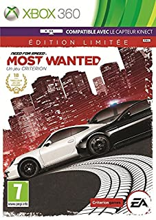 Need for Speed : most wanted - édition limitée (B0088XLFV4) | Amazon price tracker / tracking, Amazon price history charts, Amazon price watches, Amazon price drop alerts