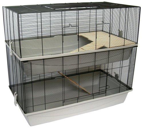 PETGARD Mäuse- & Hamsterkäfig CARLOS