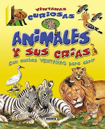 Animales y sus crías (Ventanas curiosas)
