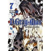 D. GrayMan 7 (Shonen - D.Gray-Man)