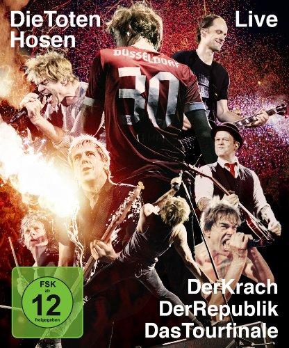 Die Toten Hosen - Der Krach der Republik - Das Tourfinale/Live [Edizione: Germania]