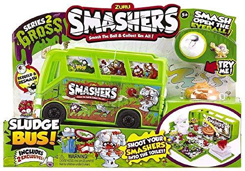 Unbekannt Auldey Smashers Bus-Saison 2, 7418, Schwarz