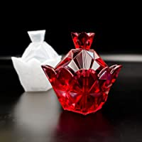 Epoxidharz Silikonmatte Größe XL Silicone Pad Pink Gießform Epoxy Resin Art Mold