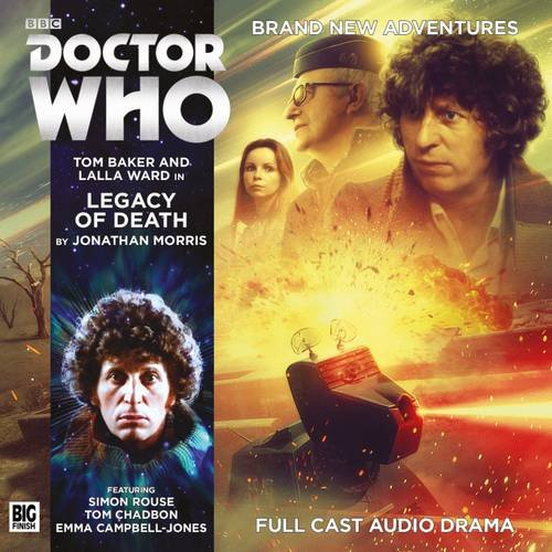The Fourth Doctor Adventures - 5.4 the Legacy of Death (Doctor Who: The Fourth Doctor Adventures, Band 5)