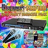 Paquete de Fiesta Infantil Mr Entertainer MKP100. Reproductor de CD...