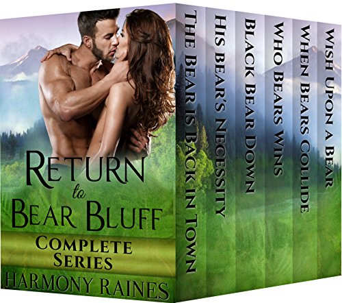 return-to-bear-bluff-complete-series-english-edition