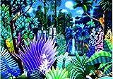 Puzzle: Starlight Rainforest