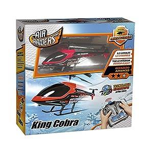 World Brands Xtrem Raiders-King Cobra-Helicóptero Coaxial