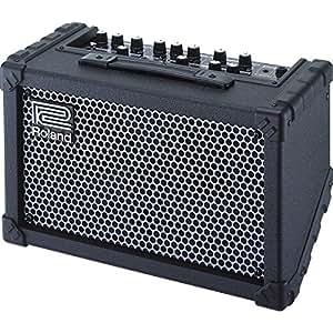 roland cube street streetcube black musical instruments. Black Bedroom Furniture Sets. Home Design Ideas