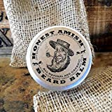 Honest Amish Beard Balm Leave-in Conditioner - All Natural -Vegan Friendly...