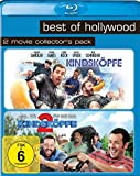 Kindsköpfe/Kindsköpfe 2 - Best of Hollywood/2 Movie Collector's Pack [Blu-ray]