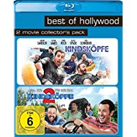 Kindsköpfe/Kindsköpfe 2 - Best of Hollywood/2 Movie Collector's Pack