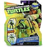 Tortugas Ninja - Animation blister - Color change Leo