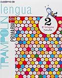 Proyecto Trampolín, lengua, 2 Educación Primaria. 2 trimestre. Cuaderno (versión pauta)