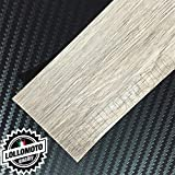 Legno Rovere Sbiancato 3D Pellicola APA® APA® Professionale Adesiva Rivestimento Car Wrapping