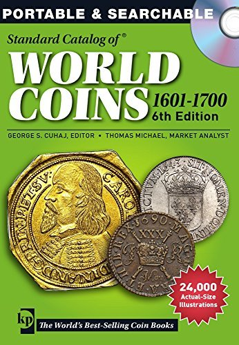 Standard Catalog of World Coins 1601-1700 by George Cuhaj (2015-03-17) (World Krause Coins 3.)