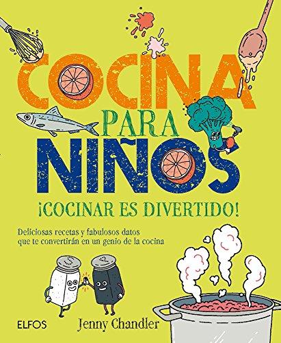 Cocina para niños por Jenny Chandler