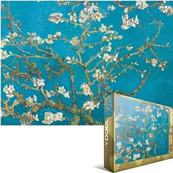 Eurographics 00153 Van Gogh: Ramo di mandorlo in fiore, Puzzle, 1000 pezzi