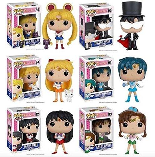 Funko POP! Sailor Moon: TODAS LAS FIGURAS