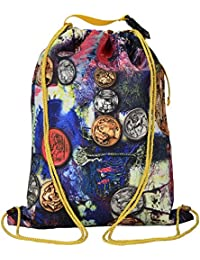 Bistar Galaxy Drawstring Backpack Bag Light Weight Sack Bag Bsd101