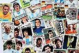 Panini World Cup Story 1990 - 100 verschiedene Sticker