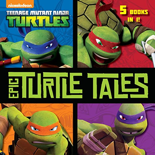 Epic Turtle Tales (Teenage Mutant Ninja Turtles) (Pictureback(R)) (Mutanten Ninja Schildkröten)