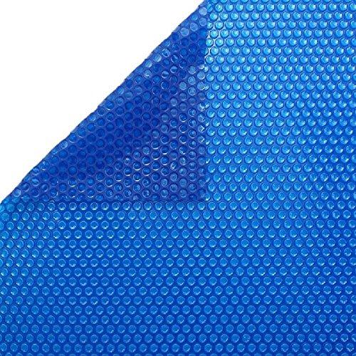 Boîtier piscine été de bulles 600 microns pour famille piscine de 3 x 3 mètres (avec renfort dans les deux côtés étroits). 3x4,5metros