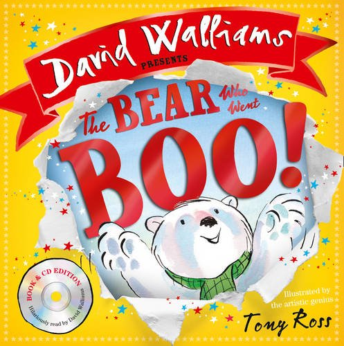 The Bear Who Went Boo
