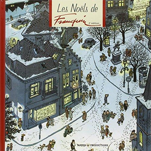 Les beaux livres Noëls de Franquin