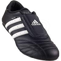 adidas SM II SHOES - black w/white stripes - 6.5