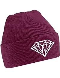 TTC Diamond Beanie Hat Diamond