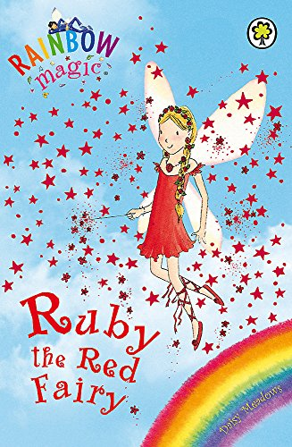 Ruby The Red Fairy (Rainbow Magic)