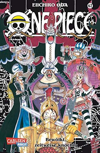 One Piece, Band 47: Bewölkt, zeitweise knochig